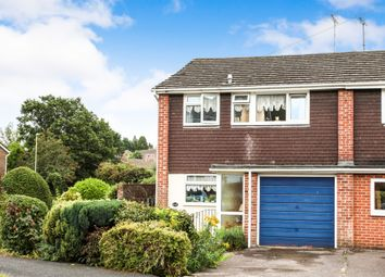 Thumbnail 3 bedroom semi-detached house for sale in Eight Acres, Romsey