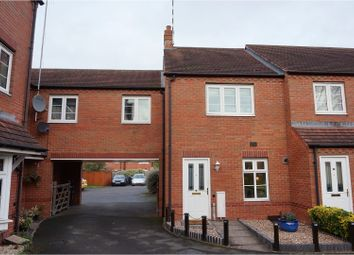 Thumbnail 4 bed mews house for sale in Corelli Close, Stratford-Upon-Avon