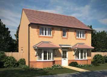 "Thumbnail 4 bed detached house for sale in ""Thame"" at Monkton Lane, Hebburn"