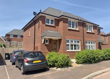 Thumbnail Semi-detached house for sale in Herbert Howells Way, Lydney