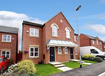 Thumbnail 3 bed semi-detached house for sale in Rennie Drive, Edgewater Park, Warrington