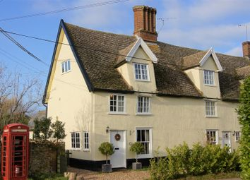 Thumbnail 3 bed cottage for sale in Twites Corner, Great Saxham, Bury St. Edmunds
