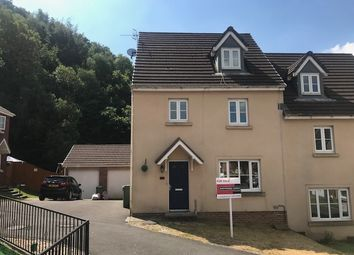 Thumbnail 4 bed property for sale in Glas Y Gors, Aberdare