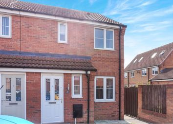 Thumbnail 2 bedroom end terrace house for sale in Hyde Park Road, Hull