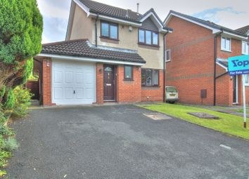 Burrington Close, Fulwood, Preston PR2. 4 bed detached house