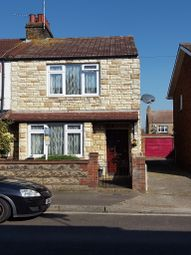 Thumbnail 3 bedroom end terrace house for sale in Alexandra Road, Gravesend