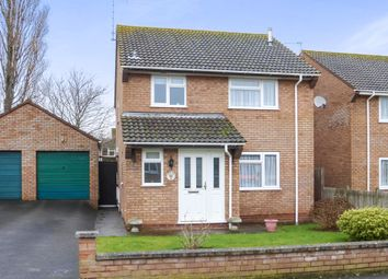 Thumbnail 3 bed detached house for sale in Dovetons Drive, Williton, Taunton
