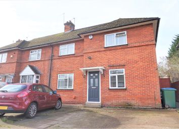 Thumbnail 3 bedroom semi-detached house for sale in The Harebreaks, Watford