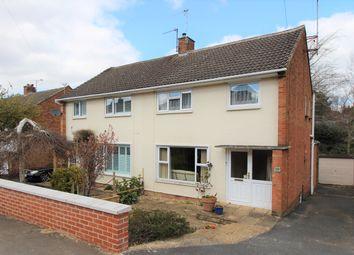 Thumbnail 3 bed semi-detached house for sale in Castlefields Avenue, Charlton Kings, Cheltenham