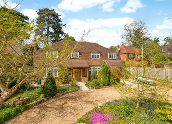 Thumbnail 5 bed detached house for sale in Northfield Place, Weybridge, Surrey
