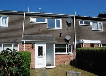 Thumbnail 3 bedroom terraced house to rent in Waveney Close, Daventry, Northants