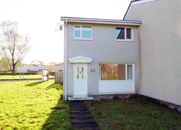 Thumbnail 3 bedroom end terrace house for sale in Stratford, Calderwood, East Kilbride