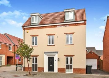 Thumbnail 4 bed detached house for sale in Maze Avenue, Costessey, Norwich