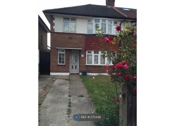 Thumbnail 3 bedroom semi-detached house to rent in Torquay Gardens, London
