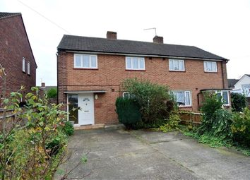 Thumbnail 3 bed property to rent in Chestnut Close, Addlestone, Surrey