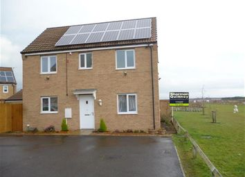 Thumbnail 3 bed detached house for sale in Fauna Way, Cardea, Peterborough