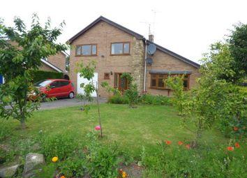 Thumbnail 4 bedroom detached house for sale in Coed-Y-Nant, Coed-Y-Glyn, Wrexham, Wrecsam