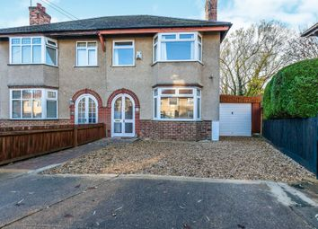 Thumbnail 3 bed terraced house for sale in Bowden Road, St James, Northampton