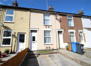 Thumbnail 3 bed terraced house for sale in Wherstead Road, Ipswich, Suffolk