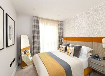 Thumbnail 2 bed flat for sale in Cassini Tower, White City Living, London
