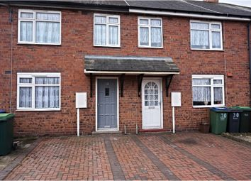 Thumbnail 3 bed terraced house to rent in Hall Lane, Tipton