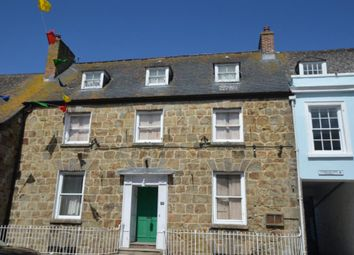 Thumbnail 4 bed terraced house for sale in Coinagehall Street, Helston, Cornwall