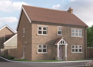 Thumbnail 4 bed detached house for sale in Plot 12, Rudds Yard, Nafferton, Driffield