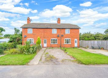 Thumbnail 3 bed terraced house for sale in Langrick Road, Coningsby Moorside, Boston