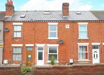 Thumbnail 3 bed terraced house for sale in Worksop Road, Mastin Moor, Chesterfield, Derbyshire