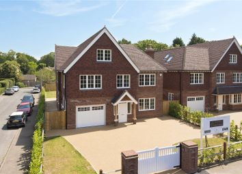 Thumbnail 7 bed detached house for sale in St. Georges Road, Weybridge, Surrey