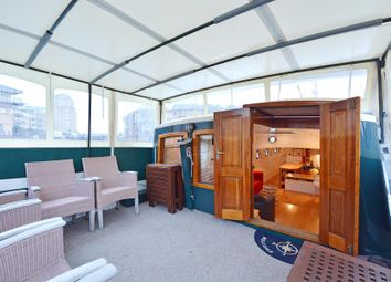 Thumbnail 2 bed houseboat for sale in Goodhart Place, London