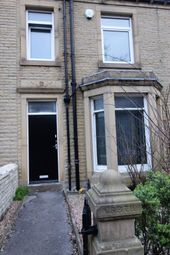 Thumbnail 1 bedroom terraced house to rent in Arnold Avenue, Birkby, Huddersfield