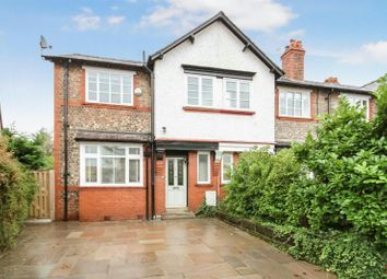 Thumbnail 4 bed end terrace house for sale in Appleton Road, Hale, Altrincham