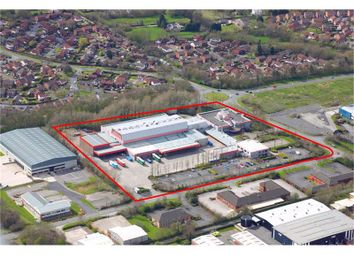 Thumbnail Warehouse for sale in Broughton Business Park, Olivers Place, Fulwood, Preston, Lancashire, UK