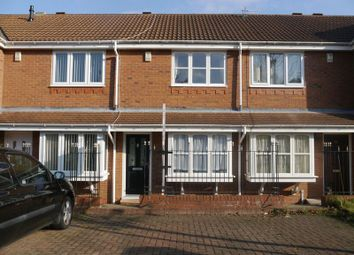 Thumbnail 2 bedroom terraced house to rent in Ord Court, Fenham, Newcastle Upon Tyne