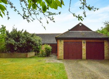 Thumbnail 5 bed detached bungalow for sale in Linford Lane, Willen, Milton Keynes