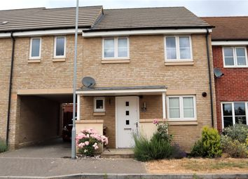 Thumbnail 3 bed link-detached house for sale in Clark Drive, St. Neots, Cambridgeshire