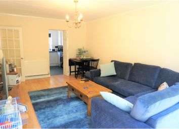 Thumbnail 2 bed flat for sale in Highview Crescent, Camberley