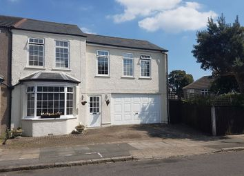 Thumbnail 4 bed semi-detached house for sale in Hansol Road, Bexleyheath