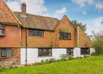 Thumbnail 3 bed end terrace house for sale in Church Road, Lingfield