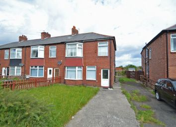 Thumbnail 2 bed flat to rent in Brookland Terrace, North Shields
