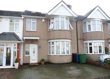 Thumbnail 4 bed terraced house for sale in Brampton Grove, Kenton