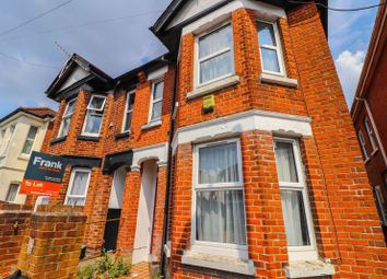 Thumbnail 4 bed semi-detached house to rent in Burlington Road, Southampton