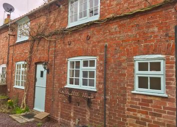 Thumbnail 2 bed cottage to rent in East End, Long Clawson, Melton Mowbray
