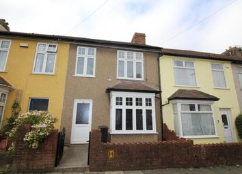 Thumbnail 3 bed terraced house for sale in Langdale Road, Fishponds, Bristol