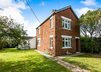 Thumbnail 3 bed detached house for sale in Bull Drove, Wrangle, Boston