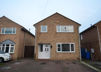 Thumbnail 3 bed detached house for sale in Hollowood Avenue, Littleover, Derby