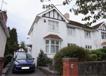 3 bed semi-detached house for sale in Glanmor Park Road, Sketty SA2