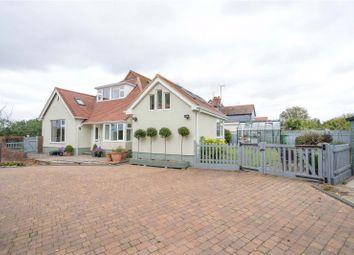Wicken Road, Newport, Essex CB11. 4 bed detached house