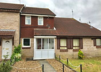 Thumbnail 2 bed terraced house for sale in Marsh Close, Rushey Mead, Leicester